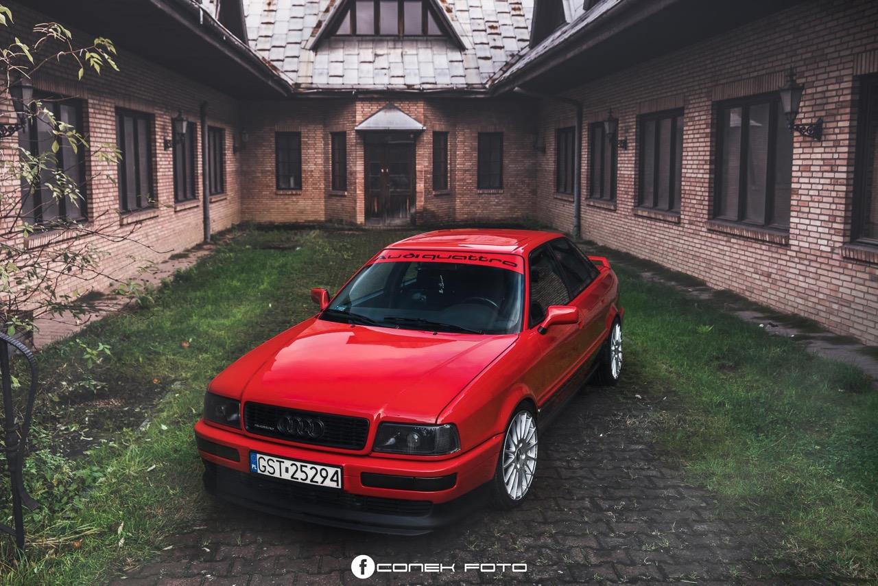Audi 80 Compétition... Série limitée, encore plus limitée ! 42