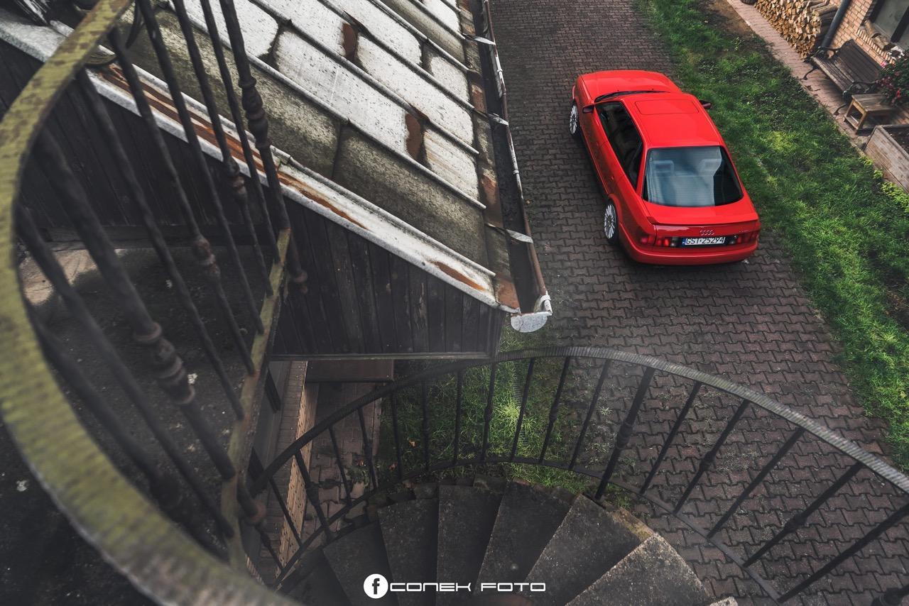 Audi 80 Compétition... Série limitée, encore plus limitée ! 40