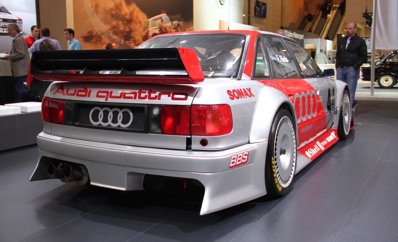 Audi 80 V6 DTM... V6 ? DTM ? C'est quoi c'bordel ?! 7
