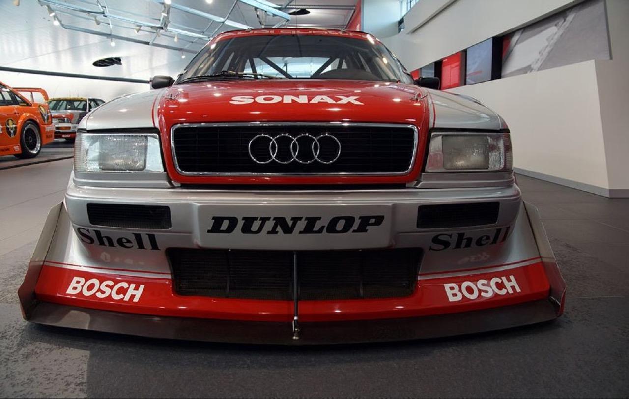 Audi 80 V6 DTM... V6 ? DTM ? C'est quoi c'bordel ?! 6
