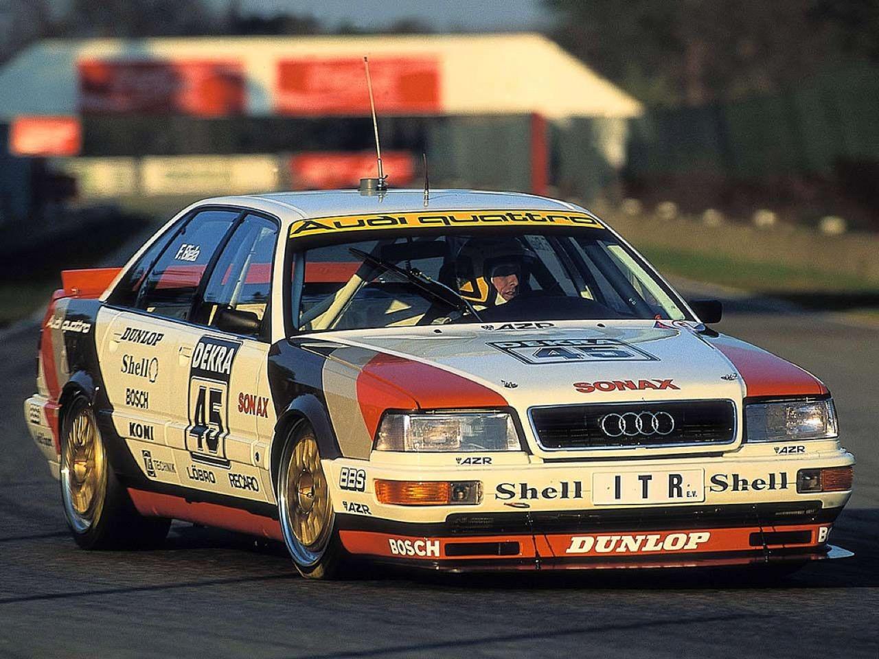 Audi 80 V6 DTM... V6 ? DTM ? C'est quoi c'bordel ?! 29