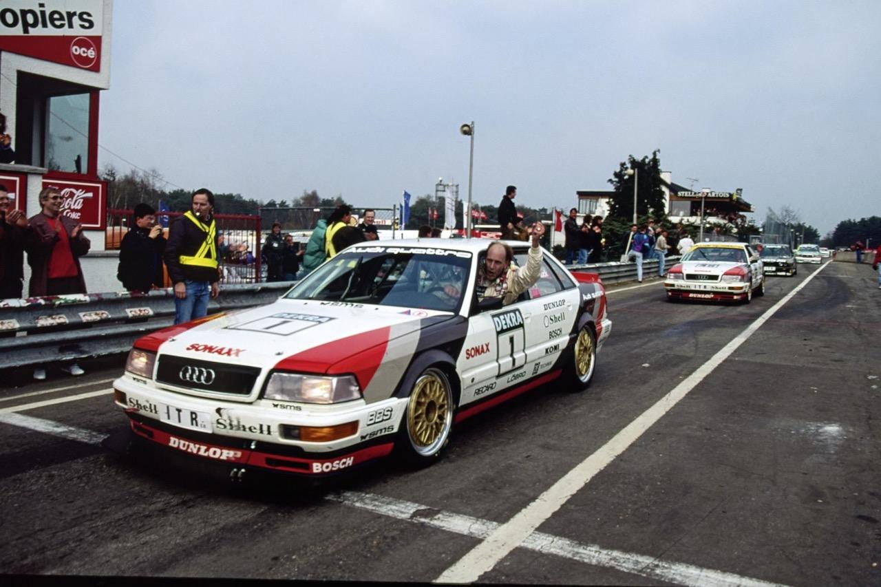 Audi 80 V6 DTM... V6 ? DTM ? C'est quoi c'bordel ?! 4
