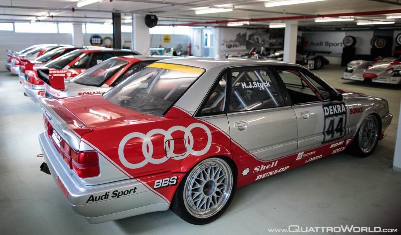 Audi 80 V6 DTM... V6 ? DTM ? C'est quoi c'bordel ?! 2