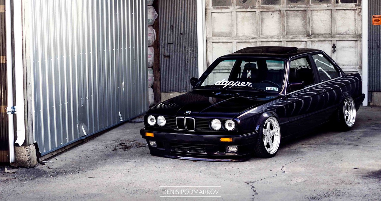 BMW E30 en AC Schnitzer... Ma tante en porte-jarretelles ! 15