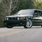 BMW M5 3.8l E34 Touring Elekta - Plus rare que rare...