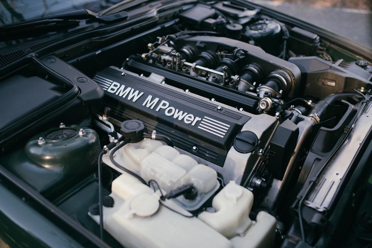 BMW M5 3.8l E34 Touring Elekta - Plus rare que rare... 46