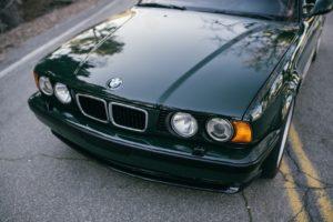 BMW M5 3.8l E34 Touring Elekta - Plus rare que rare... 23