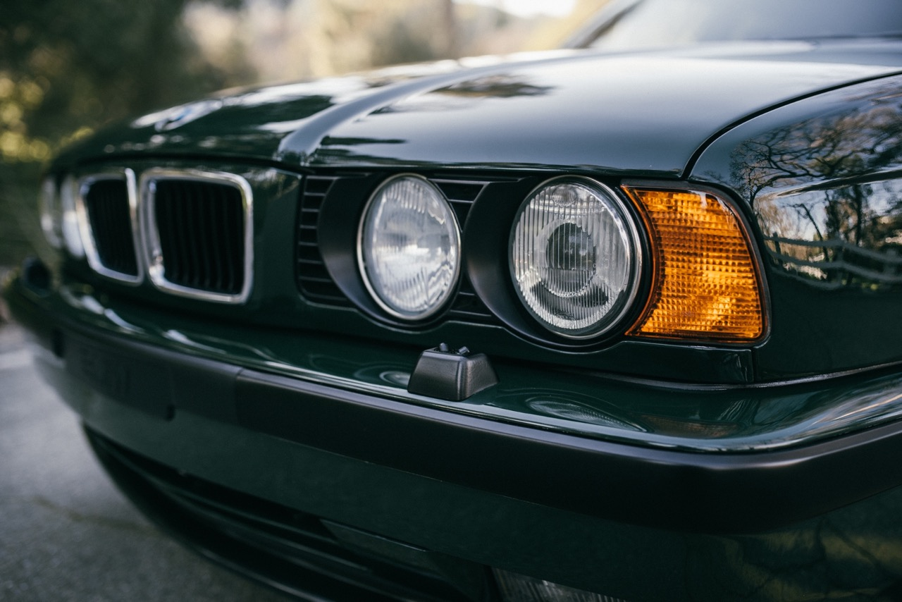 BMW M5 3.8l E34 Touring Elekta - Plus rare que rare... 2