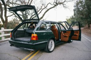 BMW M5 3.8l E34 Touring Elekta - Plus rare que rare... 6