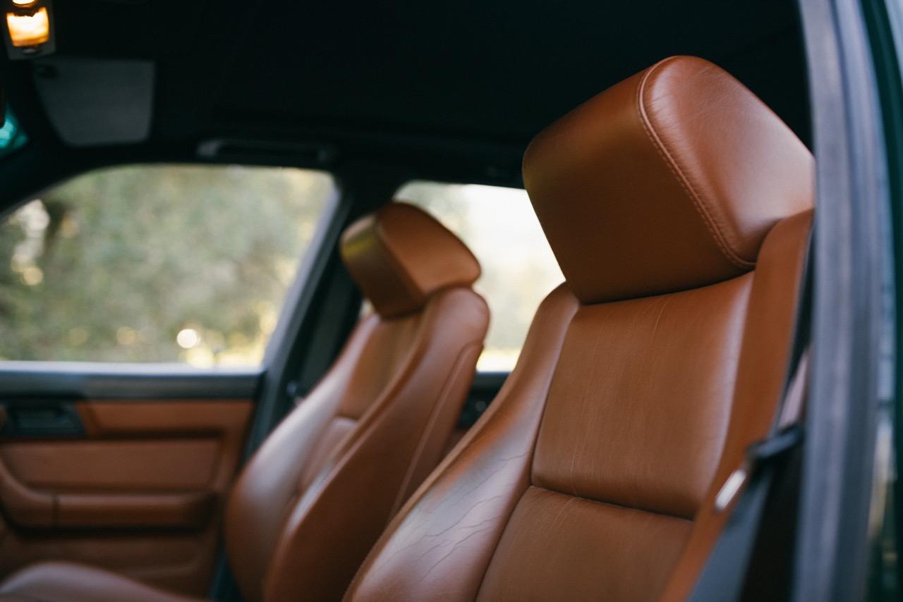 BMW M5 3.8l E34 Touring Elekta - Plus rare que rare... 11