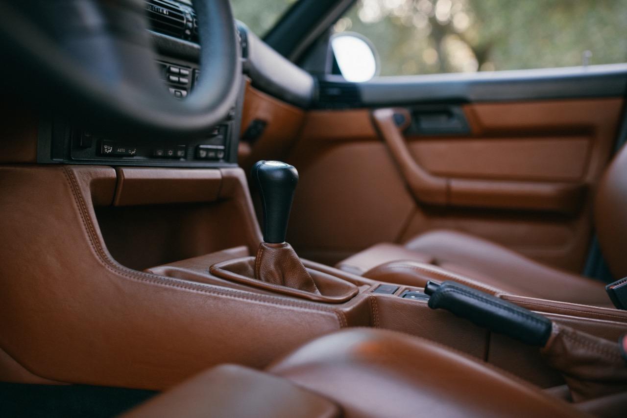 BMW M5 3.8l E34 Touring Elekta - Plus rare que rare... 27