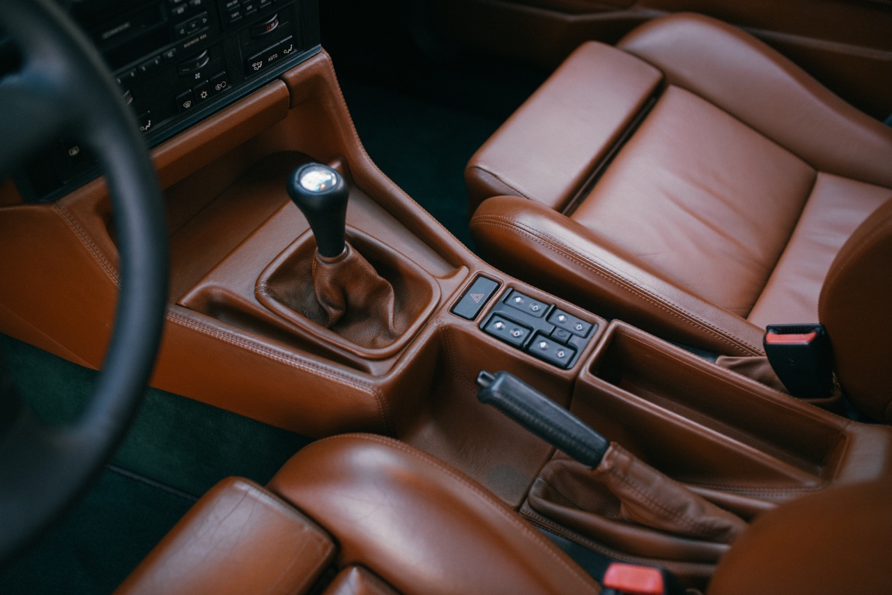 BMW M5 3.8l E34 Touring Elekta - Plus rare que rare... 45
