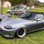 Slammed Mazda MX5 NB... Camille passe à l'air ! 42