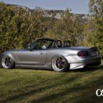 Slammed Mazda MX5 NB... Camille passe à l'air ! 32