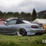Slammed Mazda MX5 NB... Camille passe à l'air ! 41