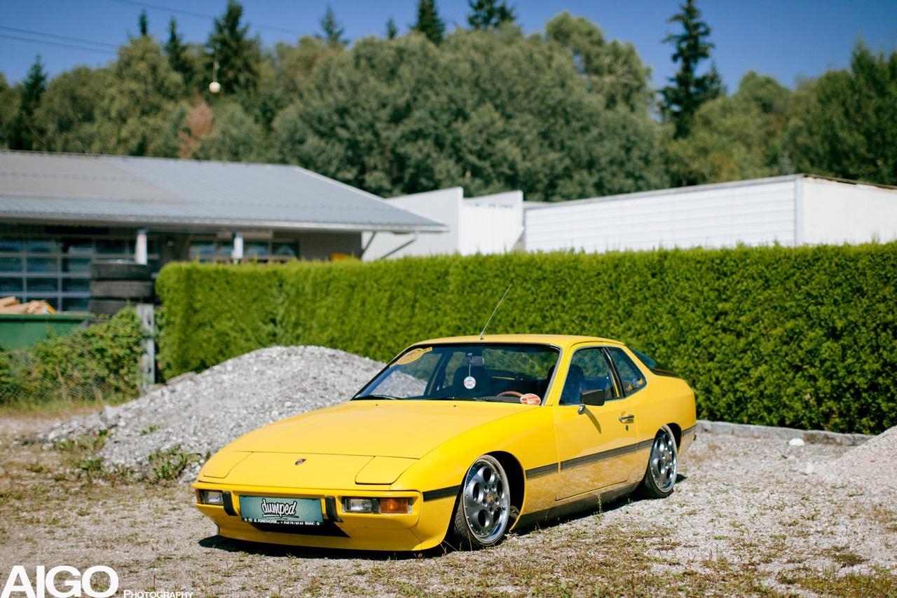 Bagged Porsche 924... Aucun scrupule ! 5