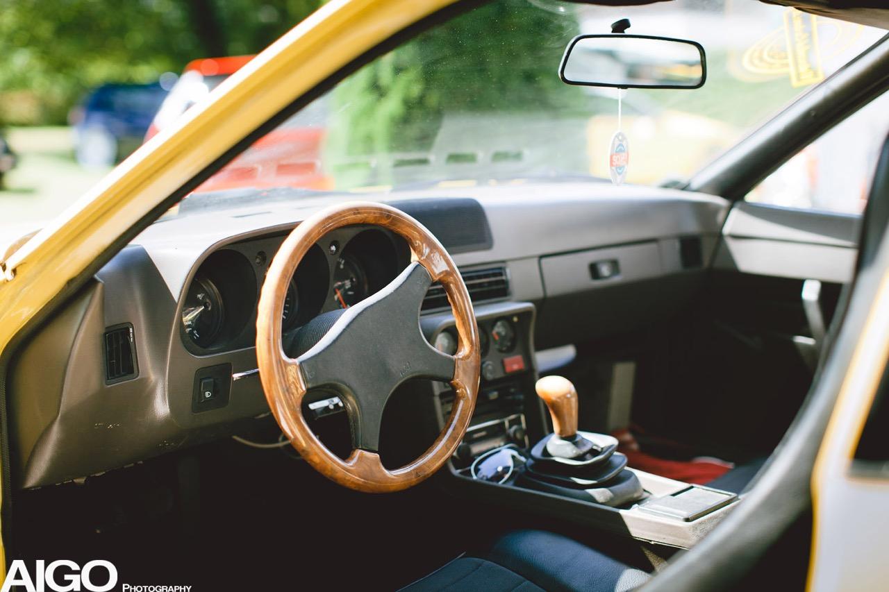 Bagged Porsche 924... Aucun scrupule ! 6