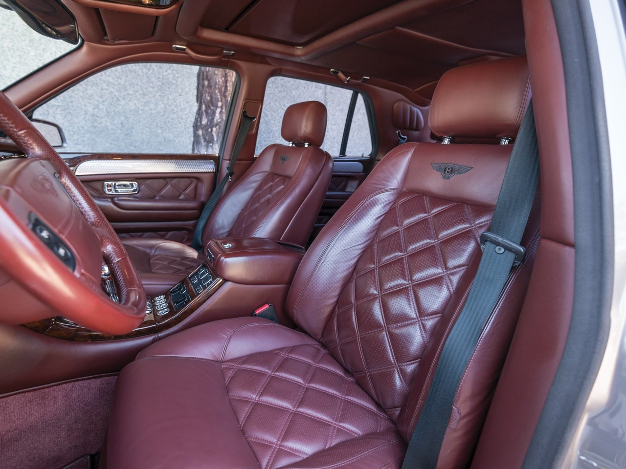 2003 Bentley Arnage T... Nickelle pour la retraite ! 6