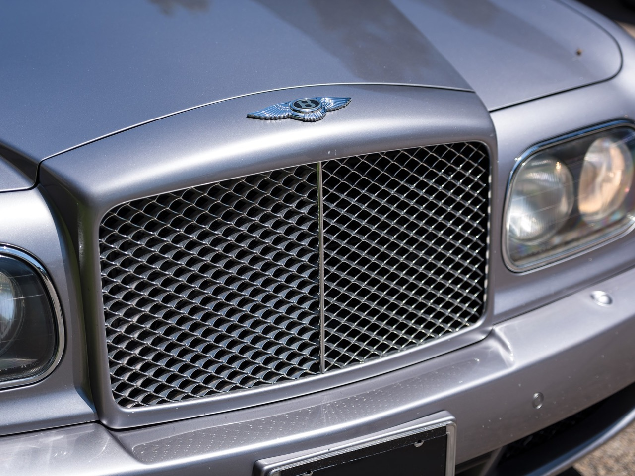 2003 Bentley Arnage T... Nickelle pour la retraite ! 1