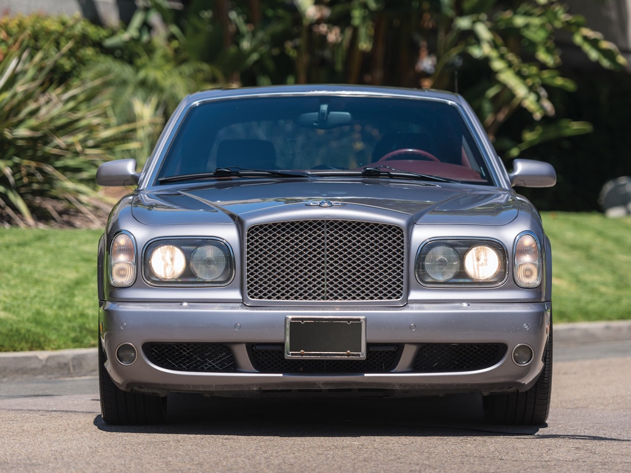 2003 Bentley Arnage T... Nickelle pour la retraite ! 4