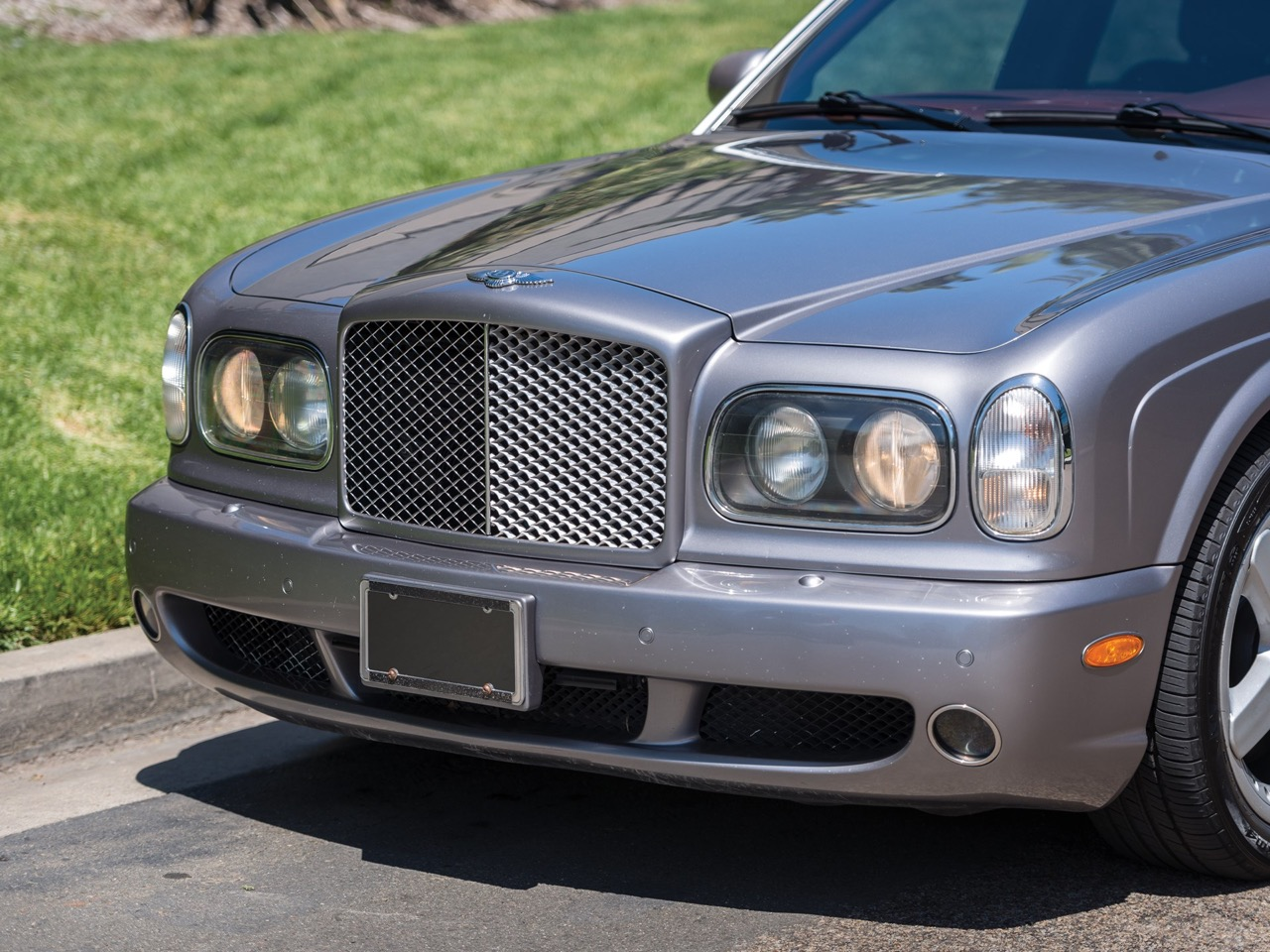 2003 Bentley Arnage T... Nickelle pour la retraite ! 14