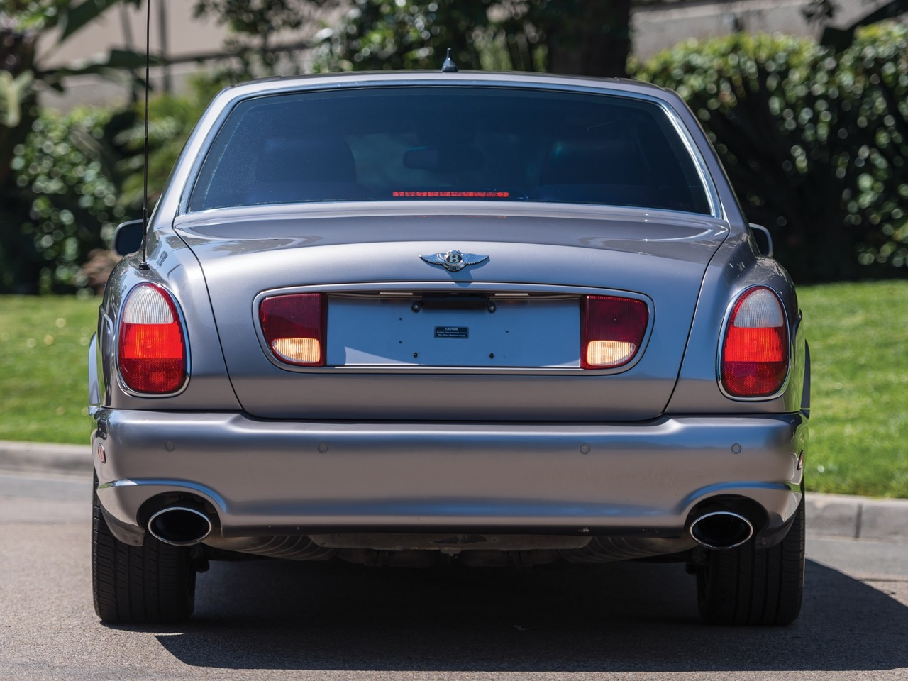 2003 Bentley Arnage T... Nickelle pour la retraite ! 5