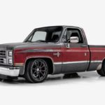 '86 Pick Up Chevy Silverado par Classic Car Studio
