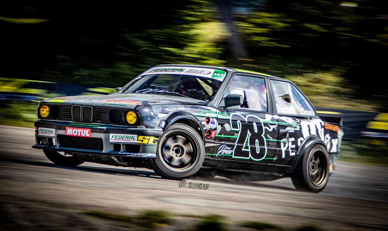 "#Drifteur - Michael Perino ""Pepinox"" : BMW Attack ! 2"
