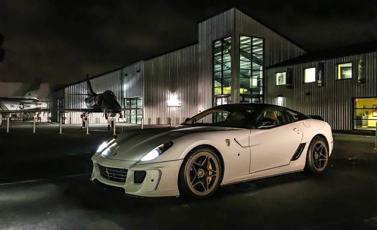Engine Sound : Ferrari 599 GTB en Armytrix... La diva chante du metal ! 1