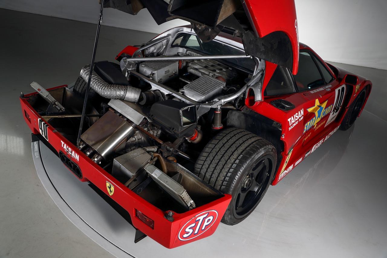 Ferrari F40 JGTC Taisan Street Legal ! 6