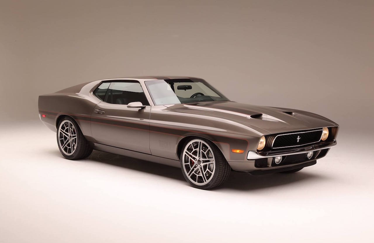 '71 Ford Mustang Mach 1 - MachFoose ! 13