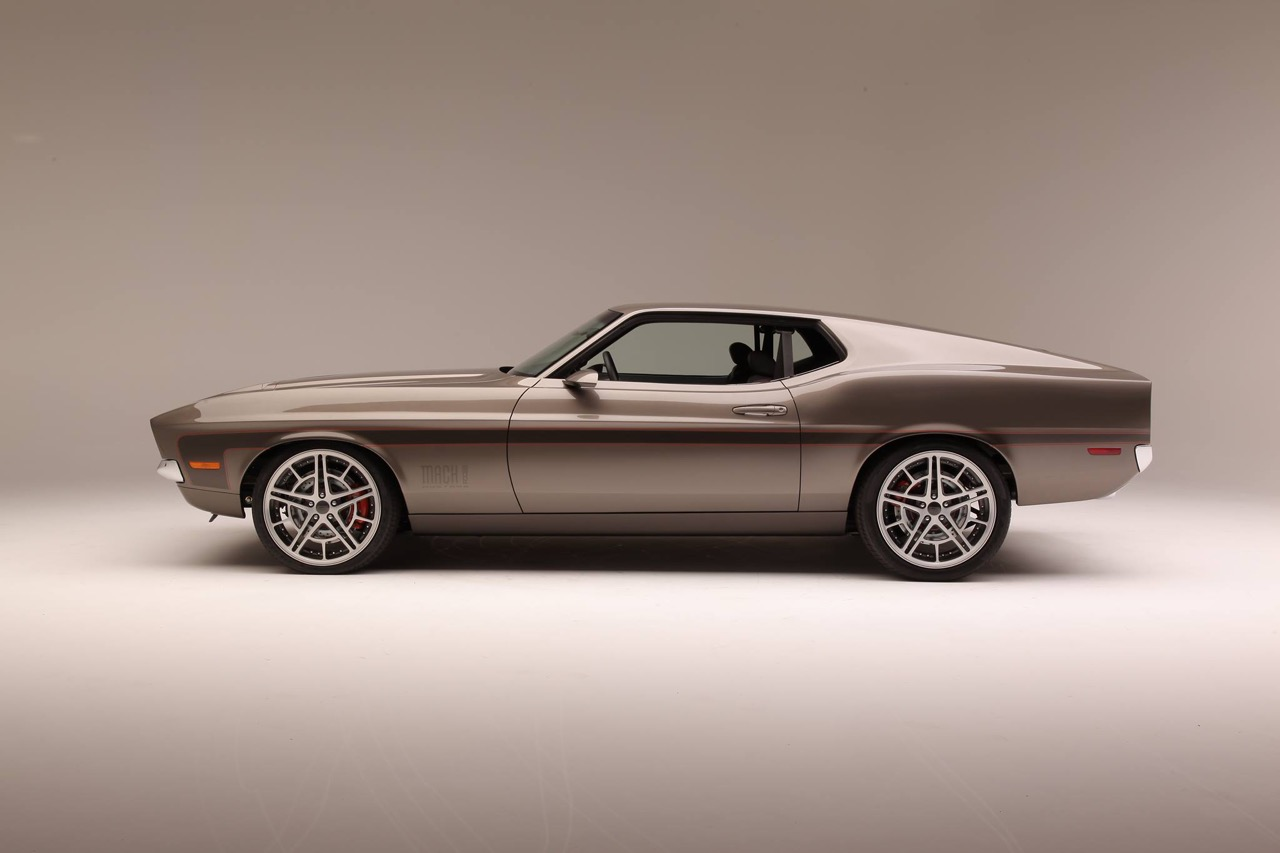 '71 Ford Mustang Mach 1 - MachFoose ! 22