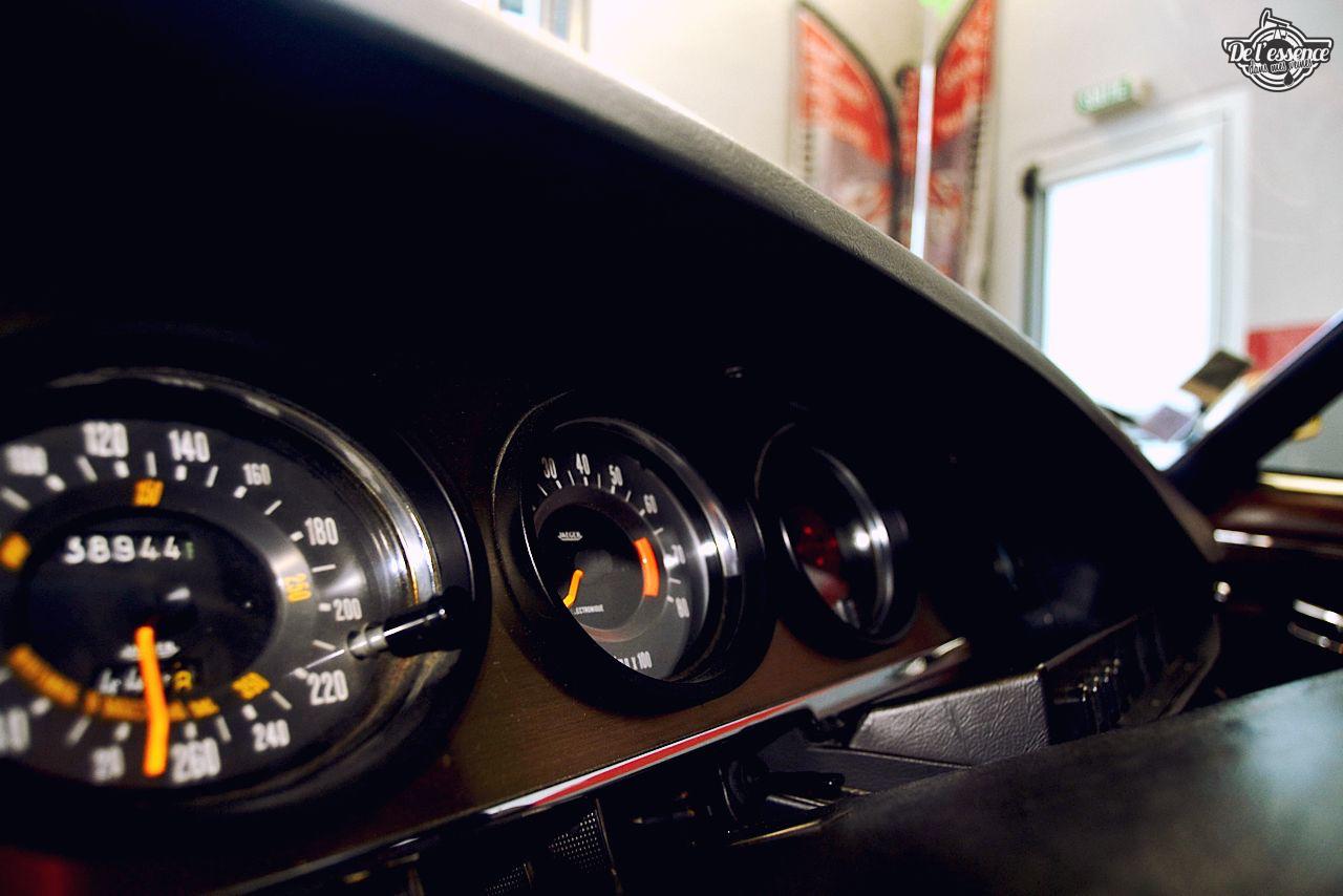 Citroen SM - La référence made in France (Enfin, c'était y'a longtemps...). 54