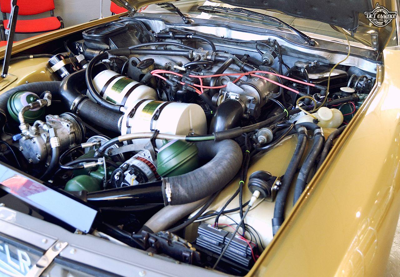 Citroen SM - La référence made in France (Enfin, c'était y'a longtemps...). 58