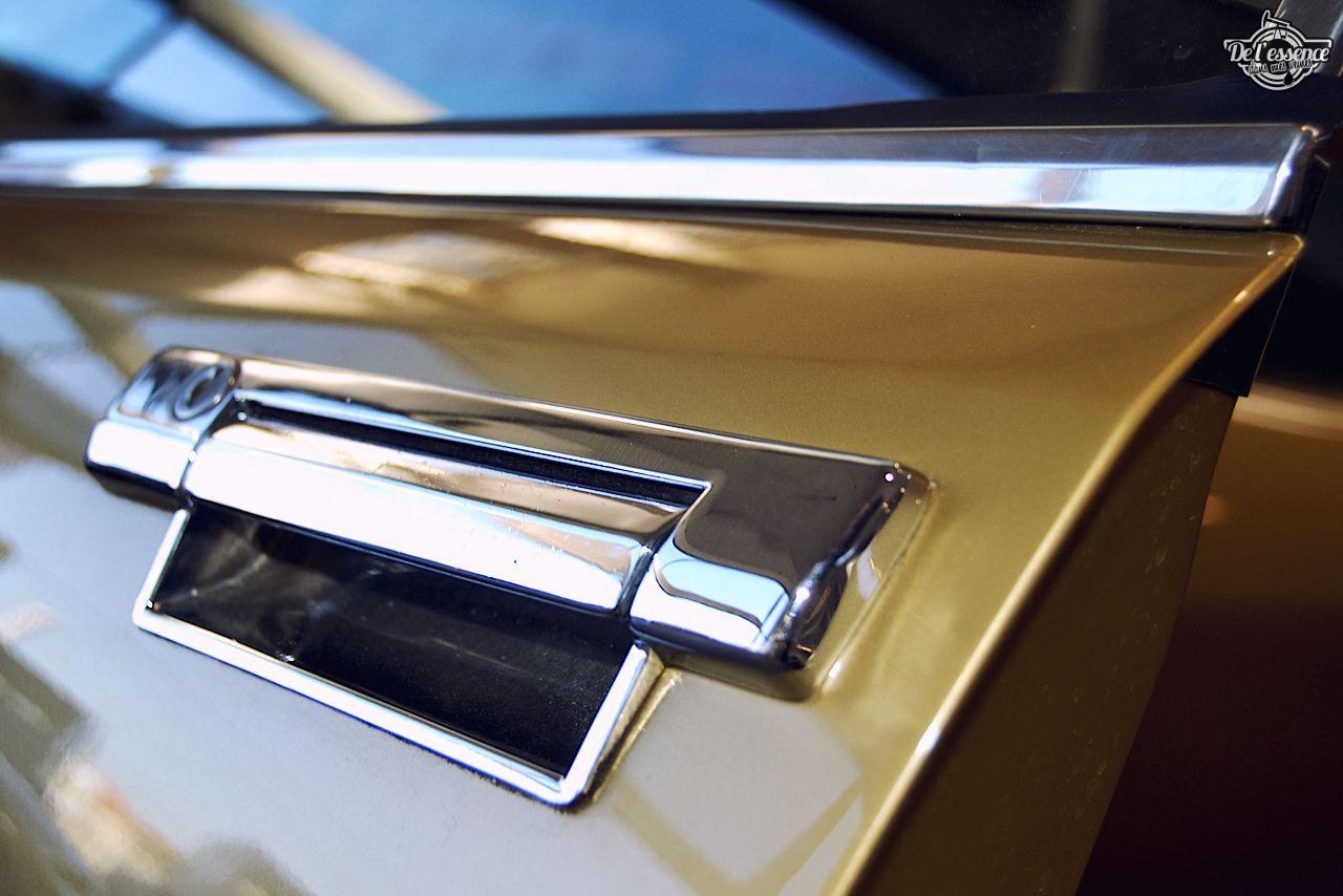 Citroen SM - La référence made in France (Enfin, c'était y'a longtemps...). 5
