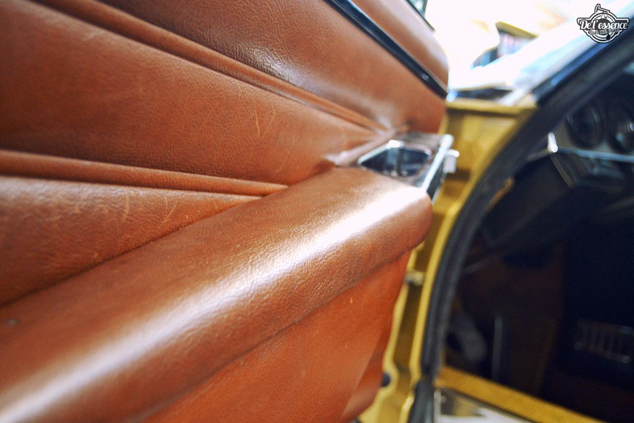 Citroen SM - La référence made in France (Enfin, c'était y'a longtemps...). 52