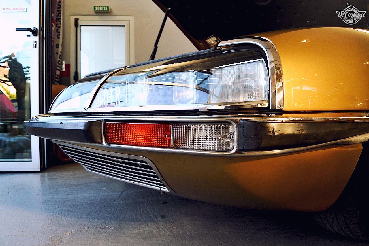 Citroen SM - La référence made in France (Enfin, c'était y'a longtemps...). 61