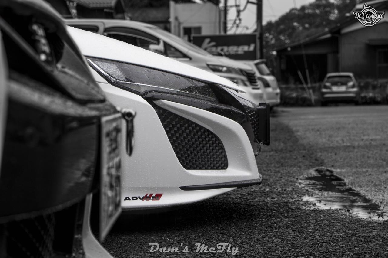 Honda NSX Kansai Service : Y'a que les japs qui osent ! 47