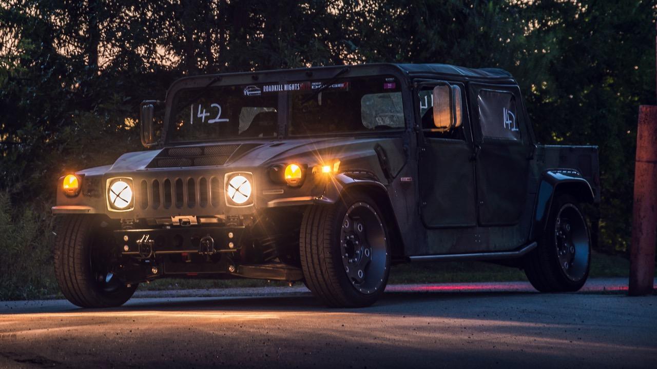 Hummer H1 Mil-Spec : Un truc de débile ! 4