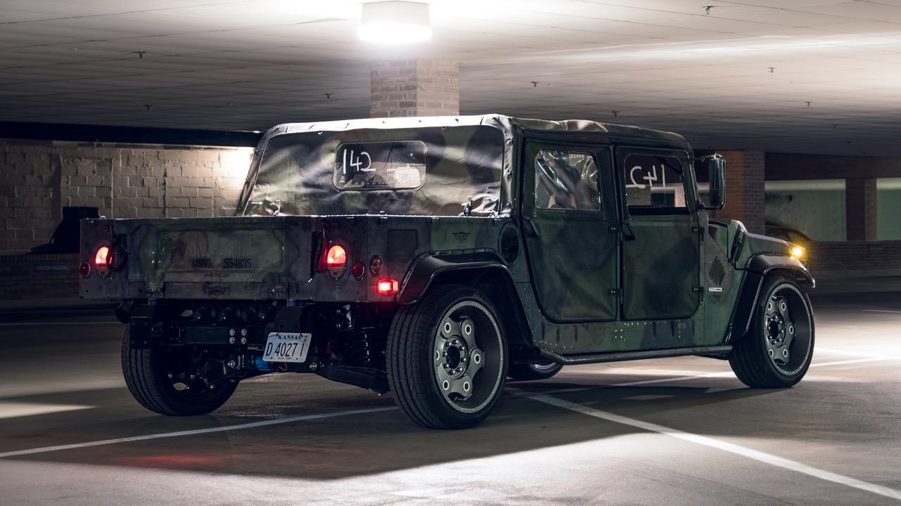 Hummer H1 Mil-Spec : Un truc de débile ! 5
