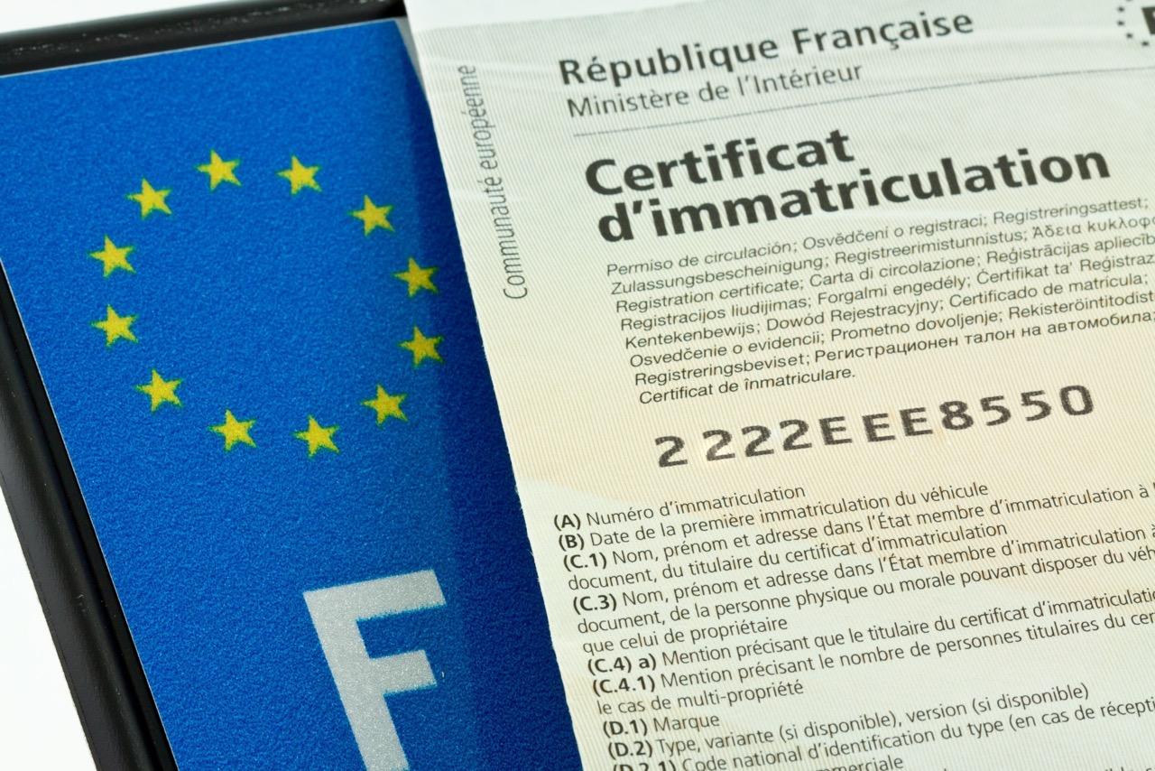 Importation, homologation & immatriculation - Simple formalité ou sombre difficulté ? 24