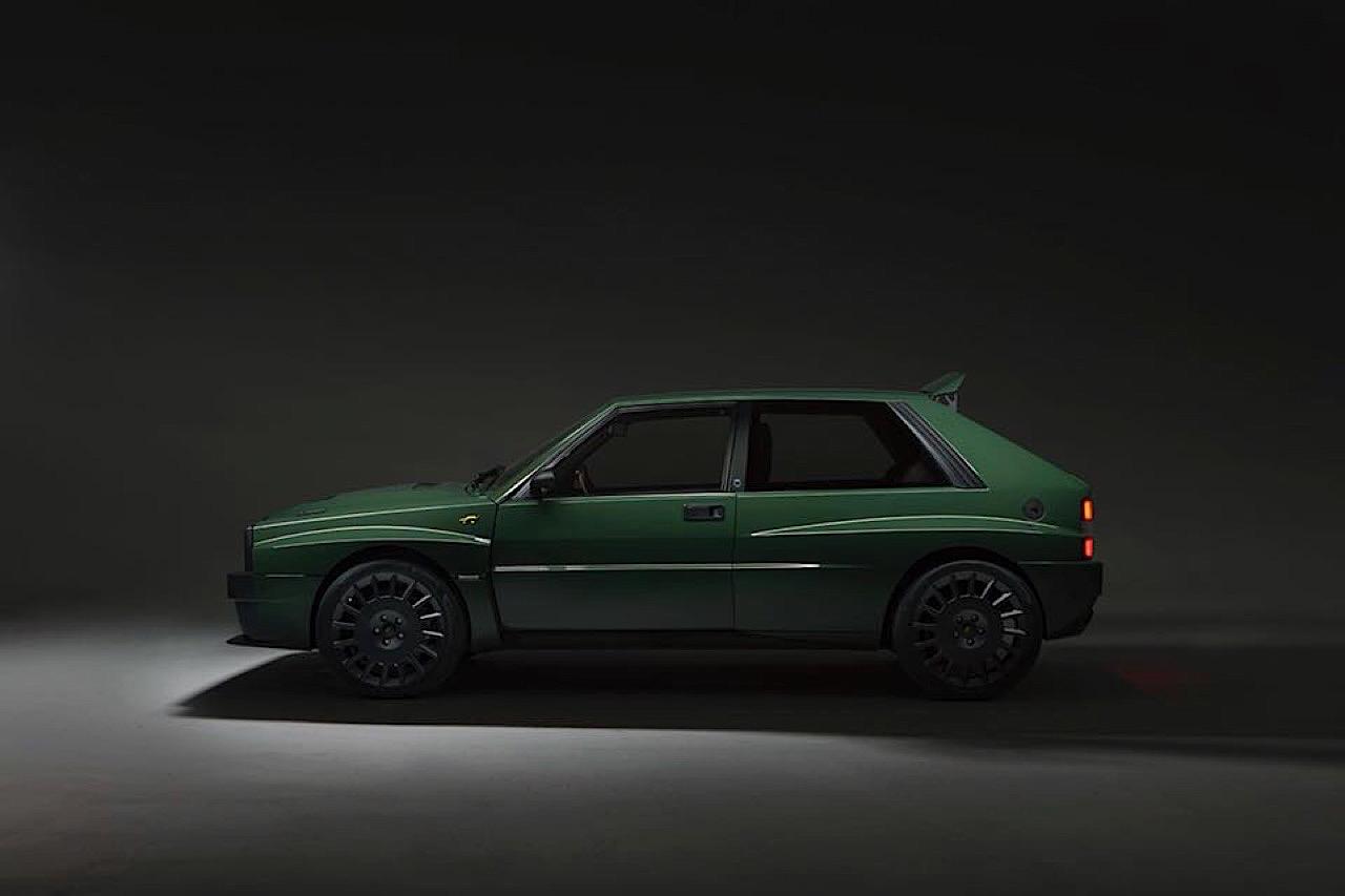Lancia Delta HF Integrale Futurista... Lancia Great Again ! 30