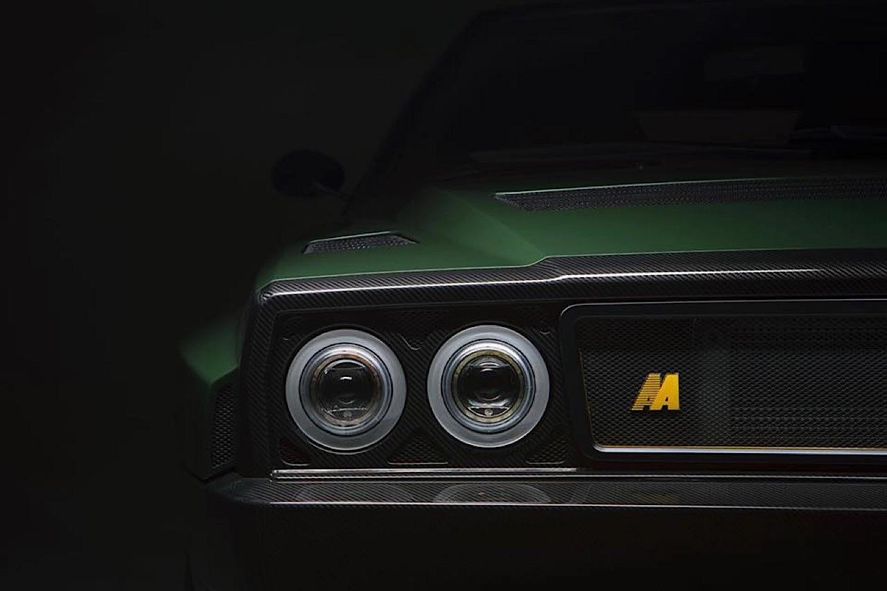 Lancia Delta HF Integrale Futurista... Lancia Great Again ! 2
