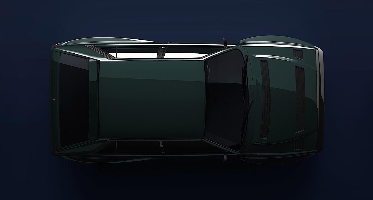 Lancia Delta HF Integrale Futurista... Lancia Great Again ! 1