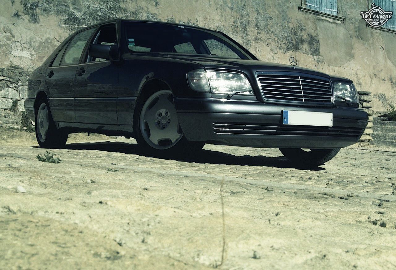 Mercedes 600 SEL en Straight pipe : Quand Mozart rencontre Iron Maiden ! 51