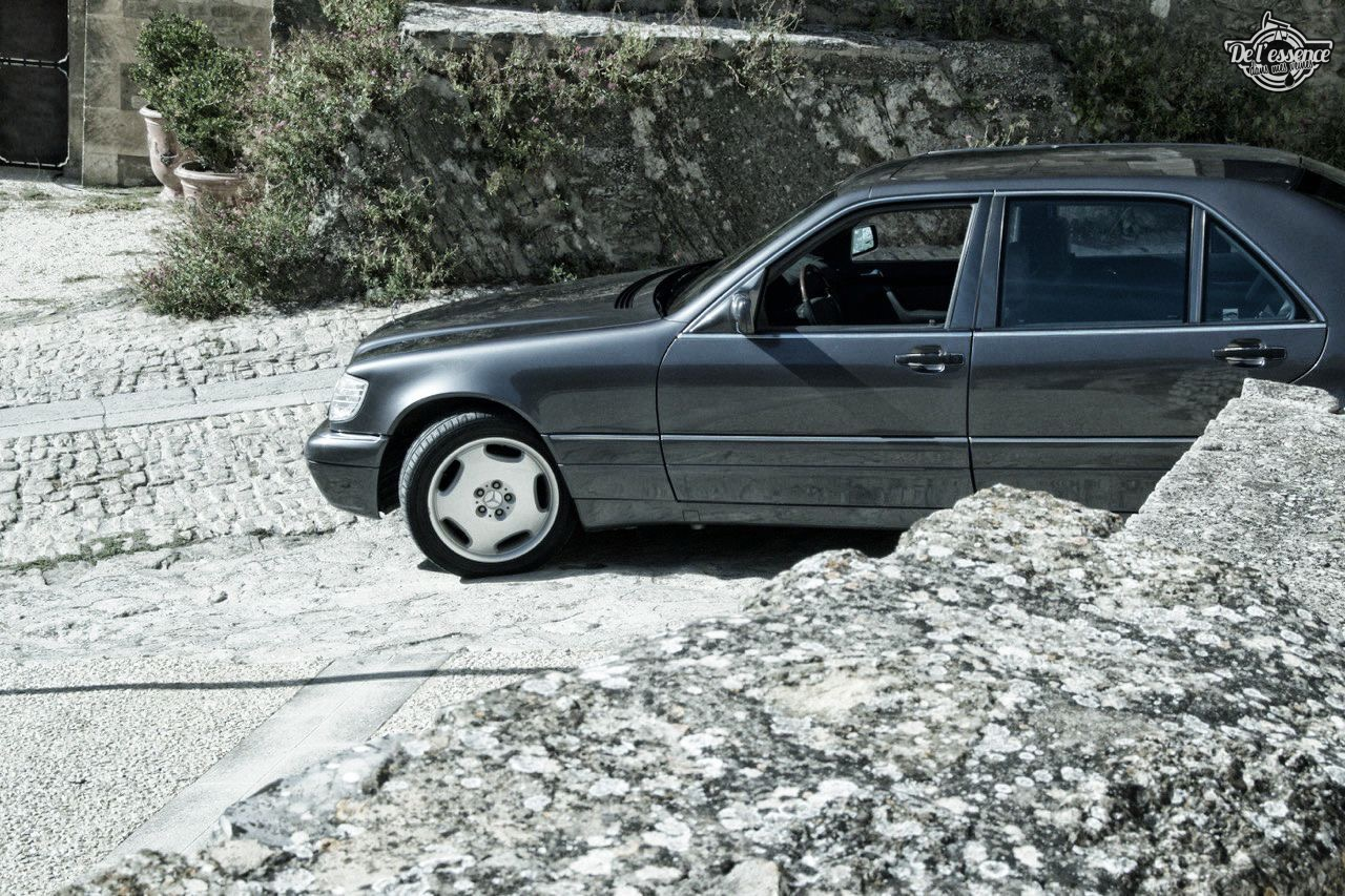Mercedes 600 SEL en Straight pipe : Quand Mozart rencontre Iron Maiden ! 58
