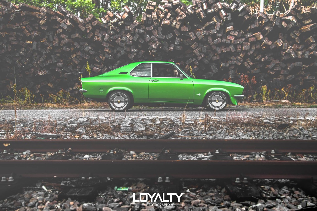 '73 Opel Manta : Muscle Car européen... 23