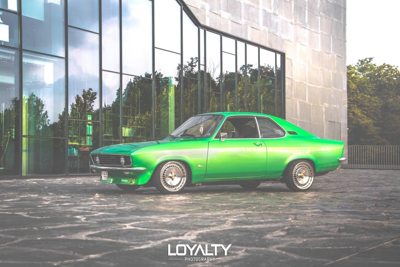 '73 Opel Manta : Muscle Car européen... 28