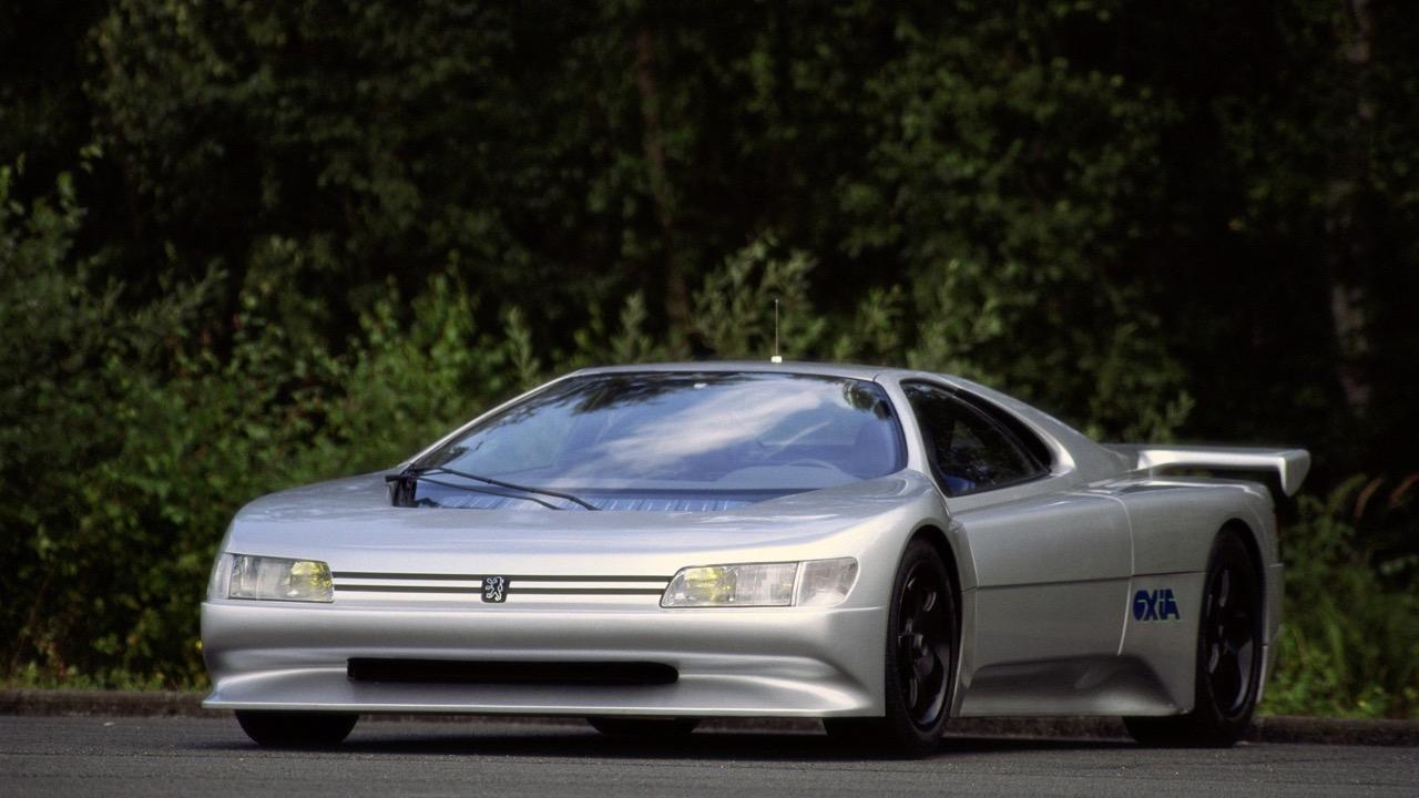 Peugeot e-Legend Concept - Y'en a marre ! 21