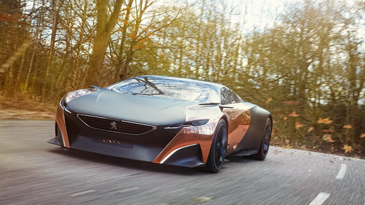 Peugeot e-Legend Concept - Y'en a marre ! 2
